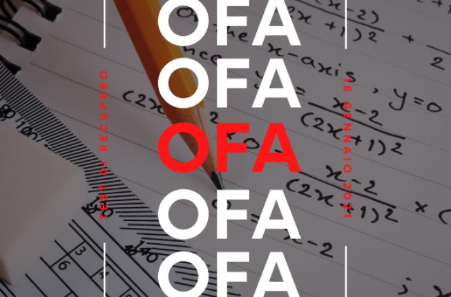 Collegamento a OFA di Matematica: Test di recupero